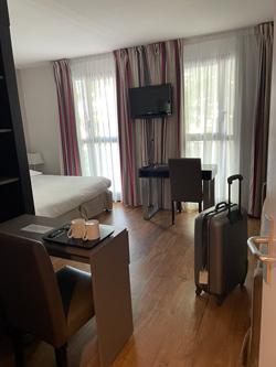 エクスのホテル